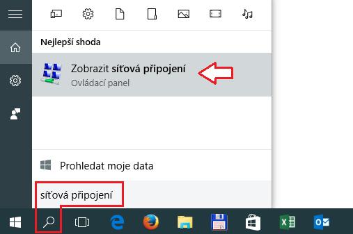 vyhledat_síťová připojení